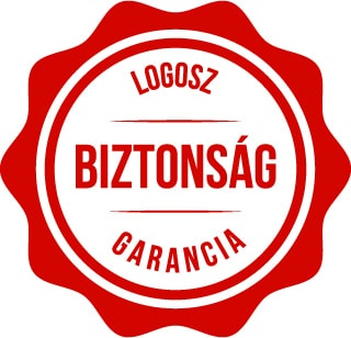 Logosz garancia
